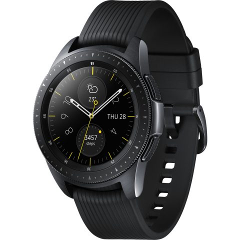 Galaxy Watch (42mm) Gece Siyahı